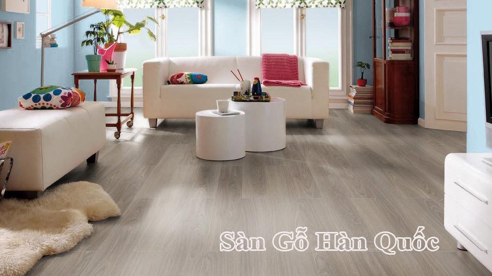 Sàn gỗ công nghiệp Hàn Quốc