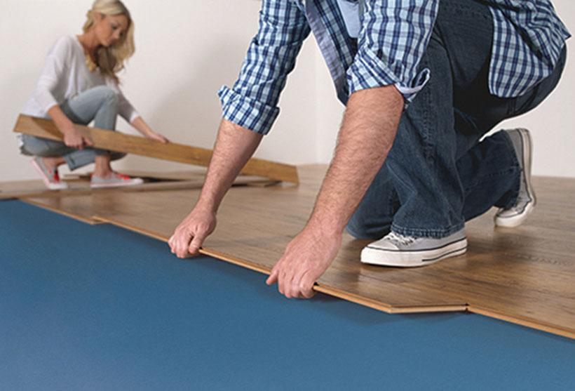 Hướng dẫn thi công lắp đặt ván sàn gỗ
