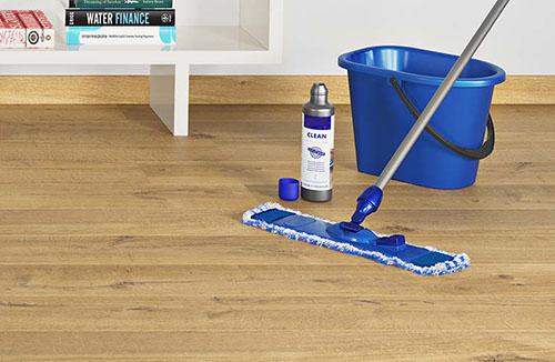 5 Mẹo nhỏ giúp bảo quản, vệ sinh ván sàn gỗ công nghiệp luôn sạch đẹp