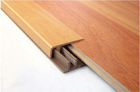 Nẹp F dùng cho sàn gỗ