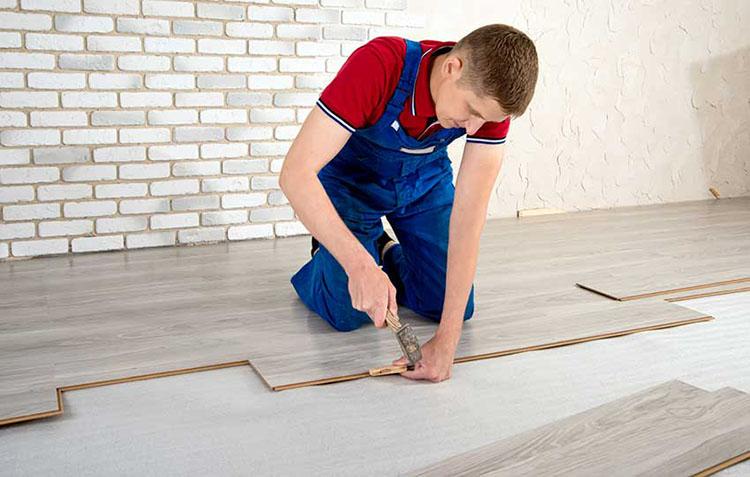 Những điểm cần lưu ý khi thi công sàn gỗ công nghiệp