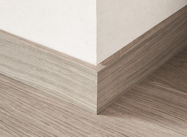 Mẫu phụ kiện sàn gỗ phào chân tường