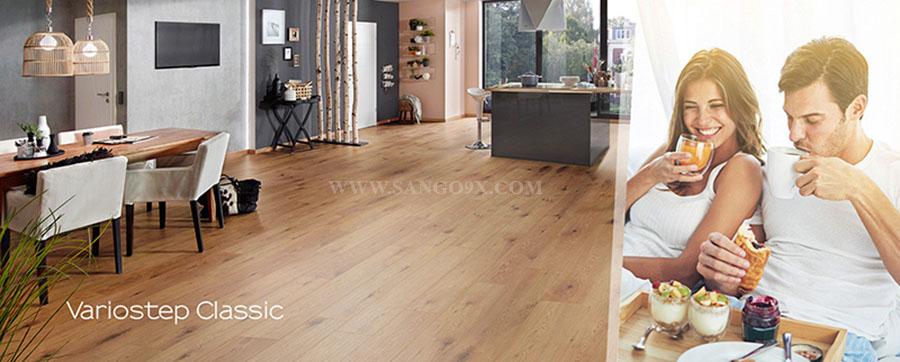 Sàn gỗ công nghiệp giá rẻ nhất hà nội