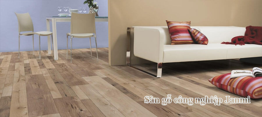 Báo giá sàn gỗ công nghiệp Janmi nhập khẩu Malaysia chính hãng