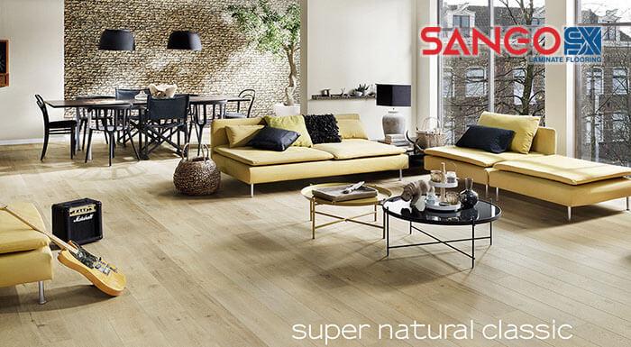 Sàn gỗ Hornitex nhập khẩu Đức chính hãng