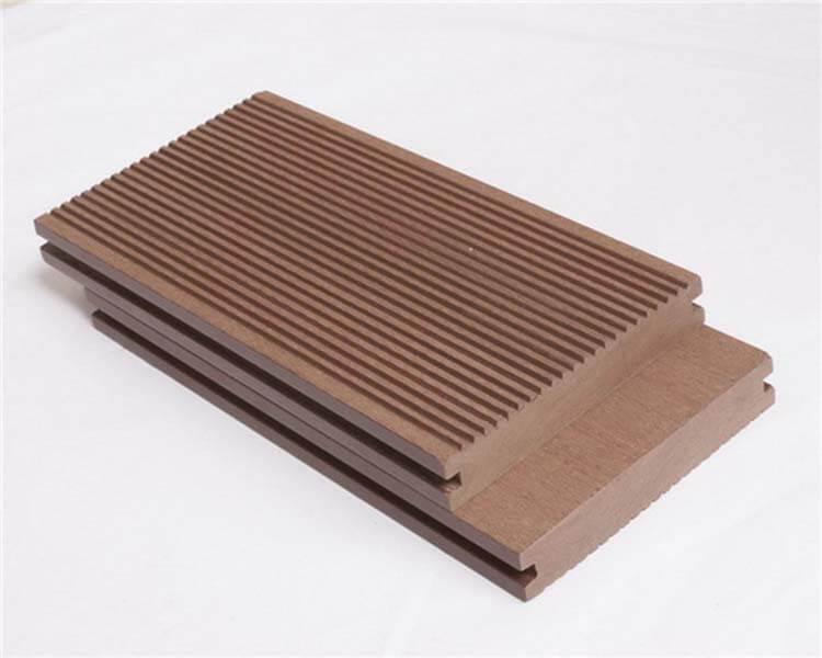 Tấm sàn gỗ ngoài trời đặc