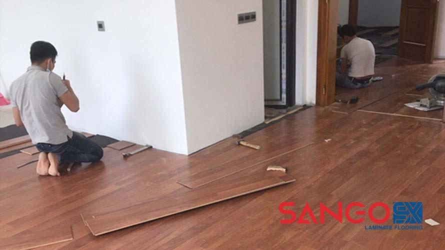 Ván sàn gỗ công nghiệp 12mm và 8mm chọn loại nào tốt