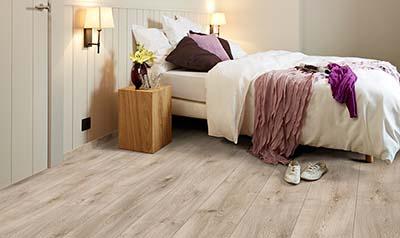 Kinh nghiệm chọn mua, sử dụng sàn gỗ công nghiệp