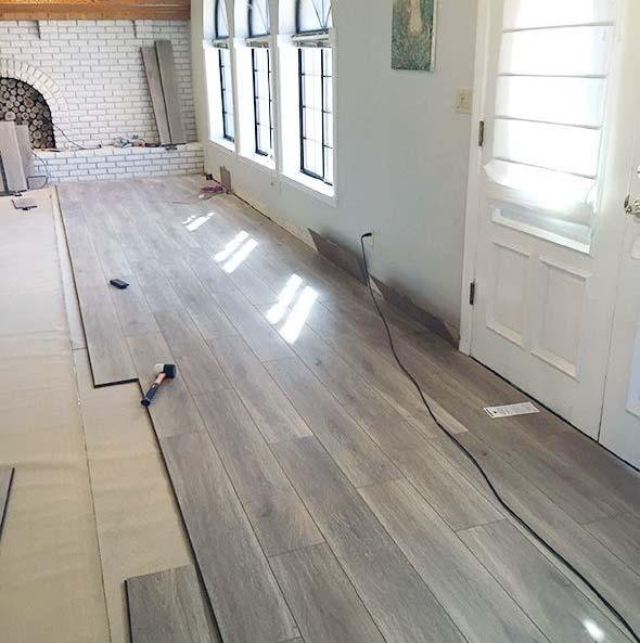 5 Điều cần lưu ý khí lát sàn gỗ công nghiệp cho tầng 1