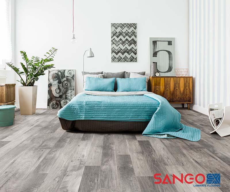Nên lát sàn gỗ công nghiệp hay gạch men cho nhà chung cư
