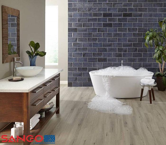 Bản chất của sàn gỗ chịu nước là gì