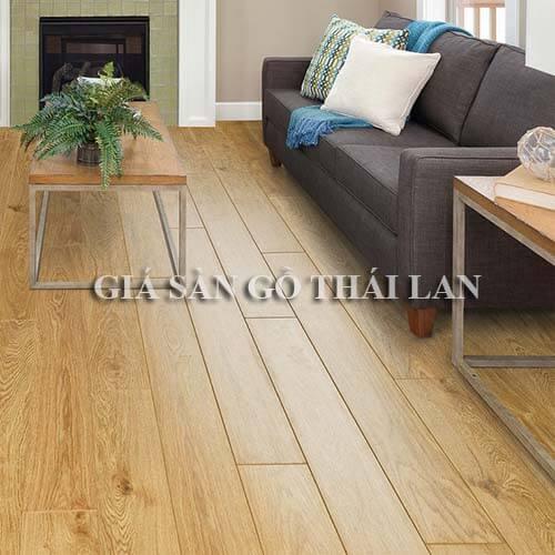 Báo giá sàn gỗ Thái Lan