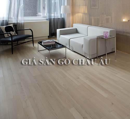 Báo giá sàn gỗ Châu Âu