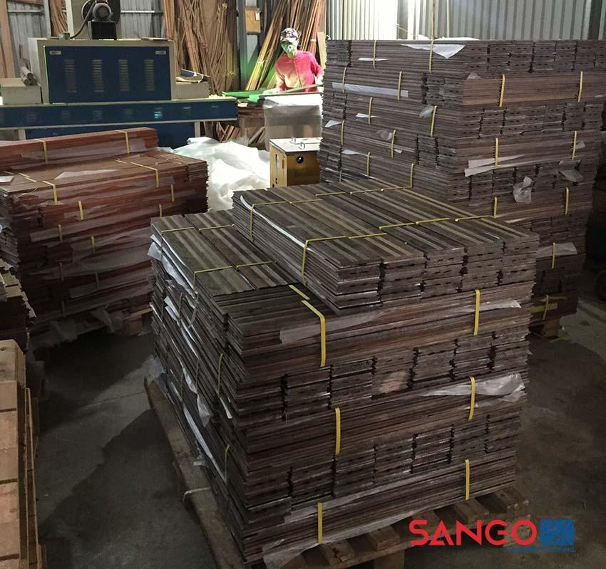 Nên chọn sàn gỗ tự nhiên loại nào tốt