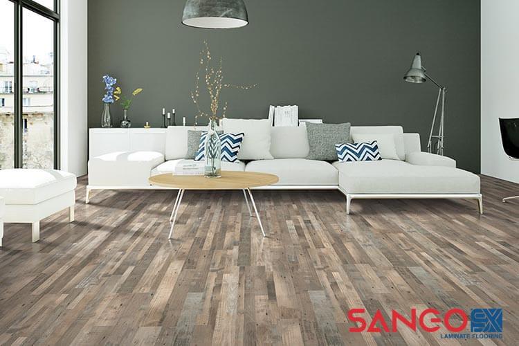 Sàn gỗ công nghiệp cho phòng khách 04