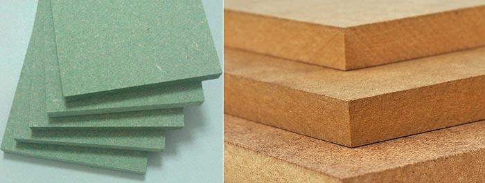 Sàn gỗ cốt thường và cốt xanh