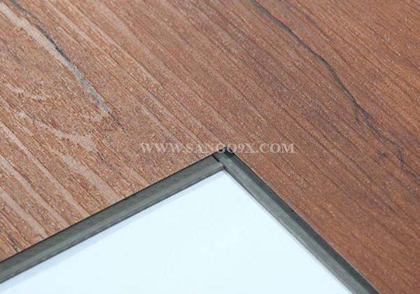 Ván sàn nhựa hèm khóa vân gỗ
