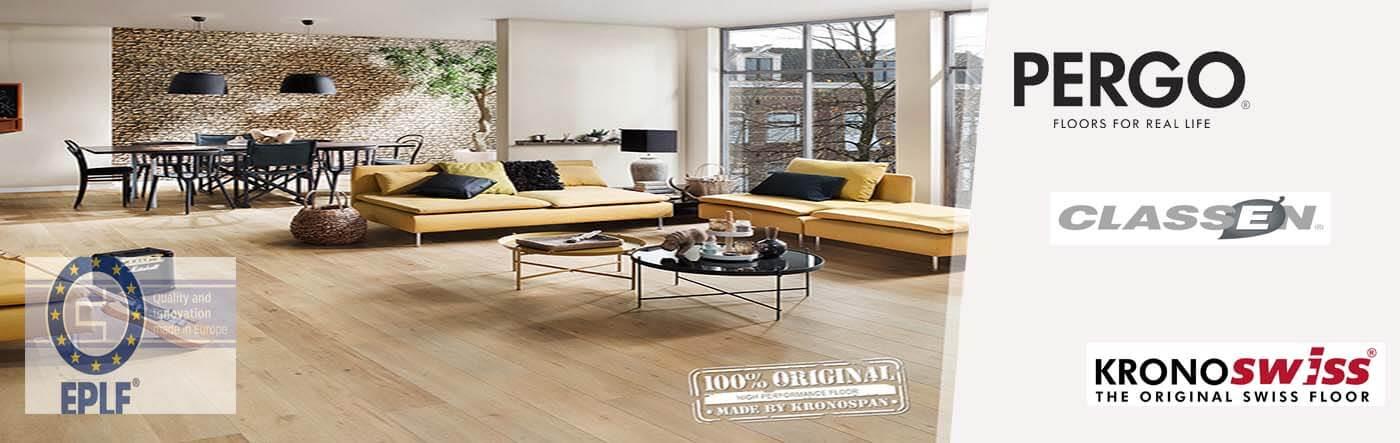 Các thương hiệu sàn gỗ nhập khẩu Châu Âu