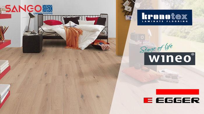 Các thương hiệu sàn gỗ Đức nhập khẩu