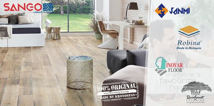 Các thương hiệu sàn gỗ Malaysia