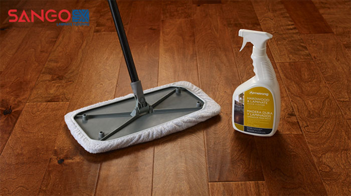 Cách bảo quản sàn gỗ