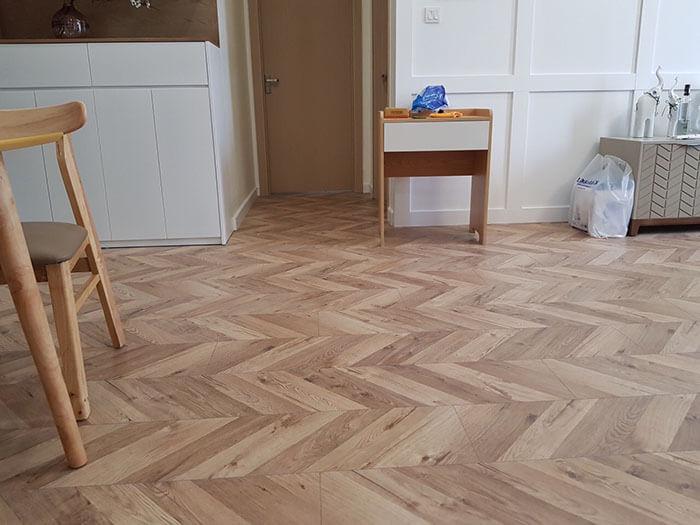 Giá sàn gỗ Châu Âu tại Kho Hà Nội