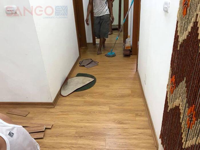 Giá sàn gỗ Việt Nam tại Hà Nội