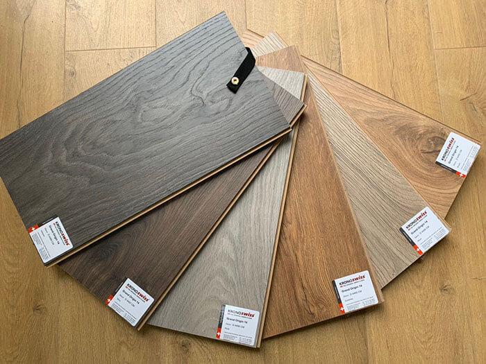 Mẫu sàn gỗ Châu Âu Kronoswiss bán giá tại Kho siêu khuyến mại