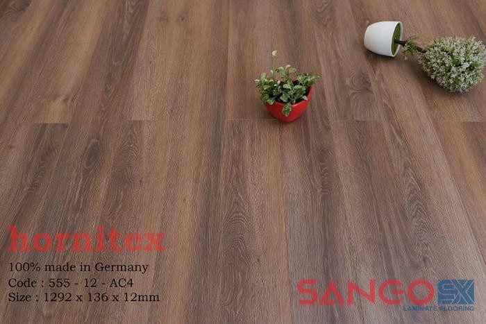 Mẫu sàn gỗ Hornitex của Đức