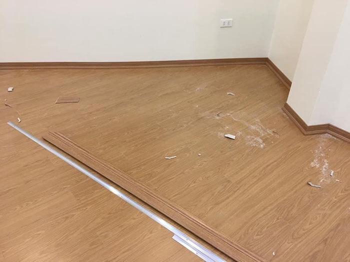 Mẫu sàn gỗ Việt Nam có mức giá rẻ