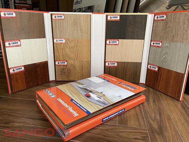 Mẫu sàn gỗ công nghiệp janmi 8mm bản to