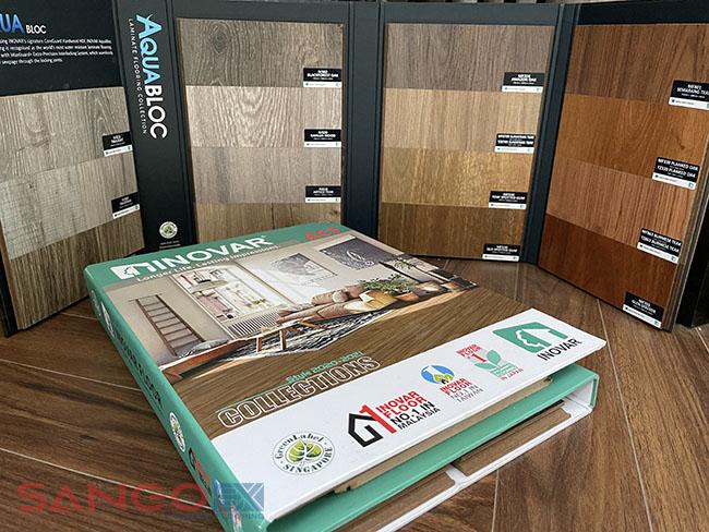 Sàn gỗ công nghiệp Inovar 8mm