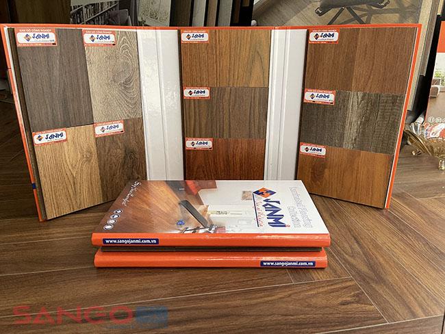 Sàn gỗ Janmi 12mm bản to