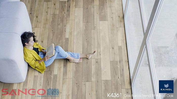 Sàn gỗ Kaindl K4361