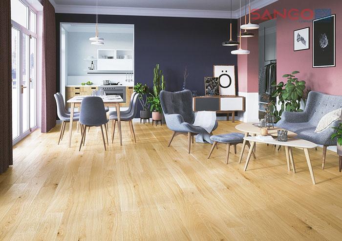 Sàn gỗ công nghiệp nhập khẩu từ Đức