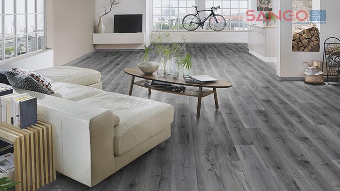 Vật liệu lát sàn nhà làm từ gỗ công nghiệp