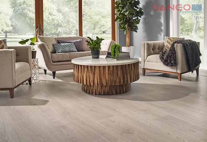 Giới thiệu sàn gỗ Robina